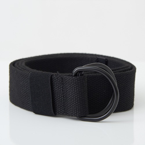 D-RING CASUAL BELT